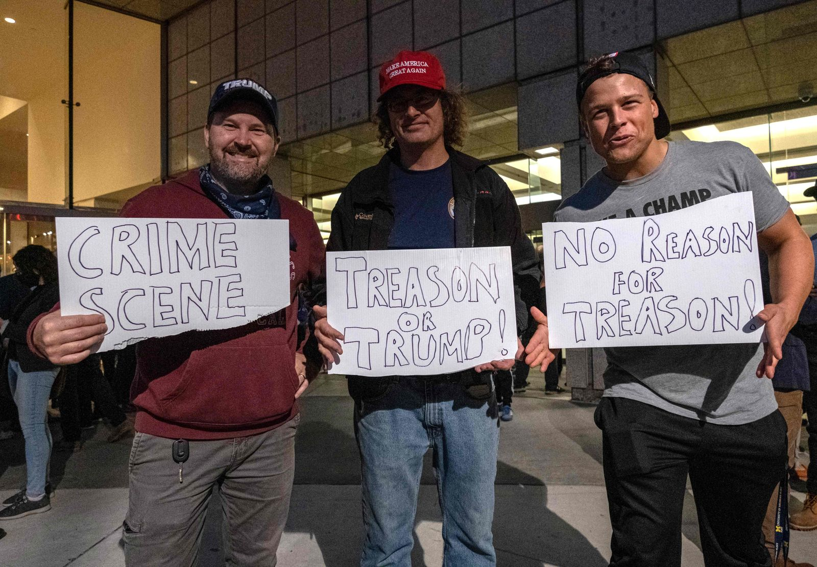 US-VOTE-MICHIGAN-PROTEST