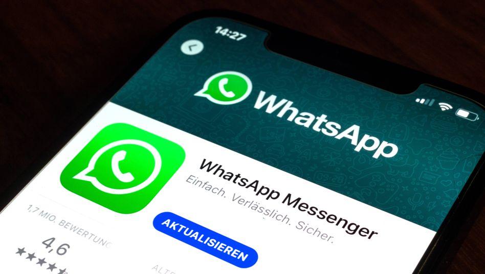 Messenger WhatsApp: Eine der beliebtesten Apps überhaupt