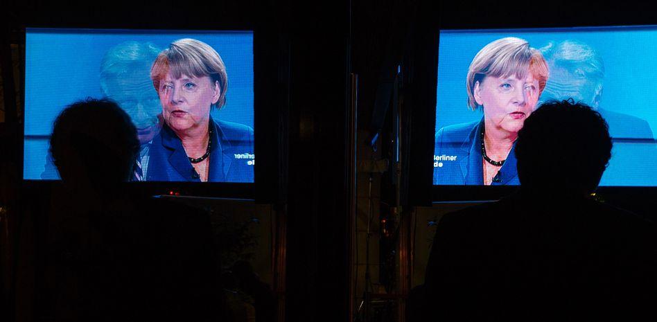 Angela Merkel's historic success has taken even her supporters by surprise.