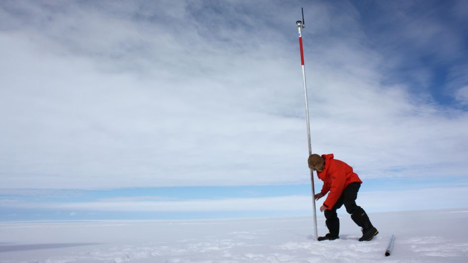 Wissenschaftler in der Antarktis: Idealer Standort für Beobachtung von Sternen gefunden