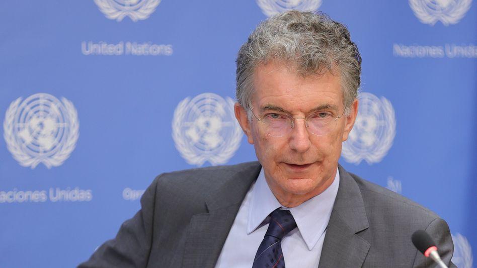 Christoph Heusgen ist deutscher Uno-Botschafter