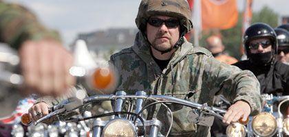 Harley-Davidson-Fahrer in Hamburg: Amerikanische Ikone in Schwierigkeiten
