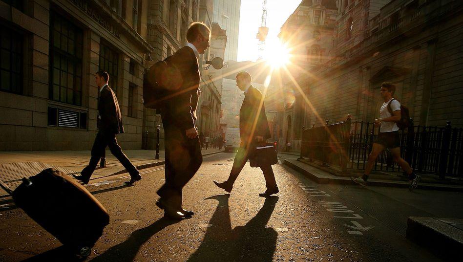 Finanzdistrikt in London: Hier ist die Heimat zahlreicher Hedgefonds
