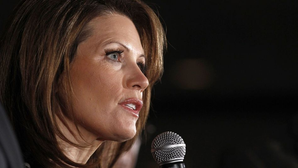 Michele Bachmann: Die Republikanerin will nicht mehr für den Kongress kandidieren