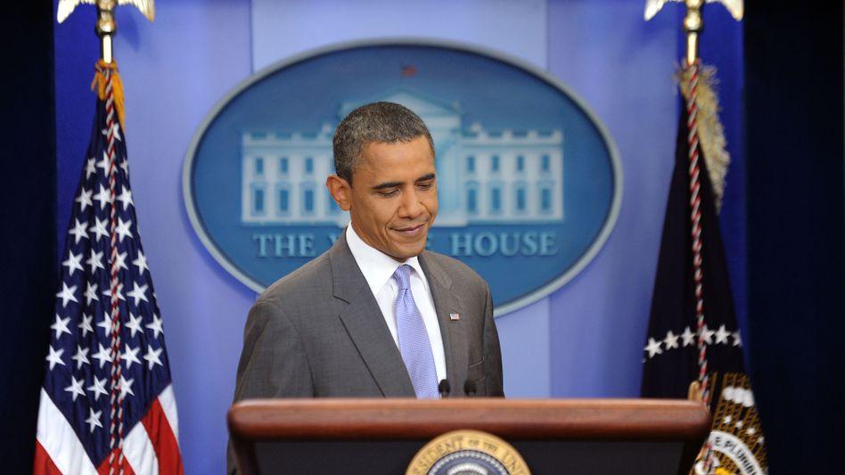 US-Schuldenschlacht: Obamas gefährlicher Sieg