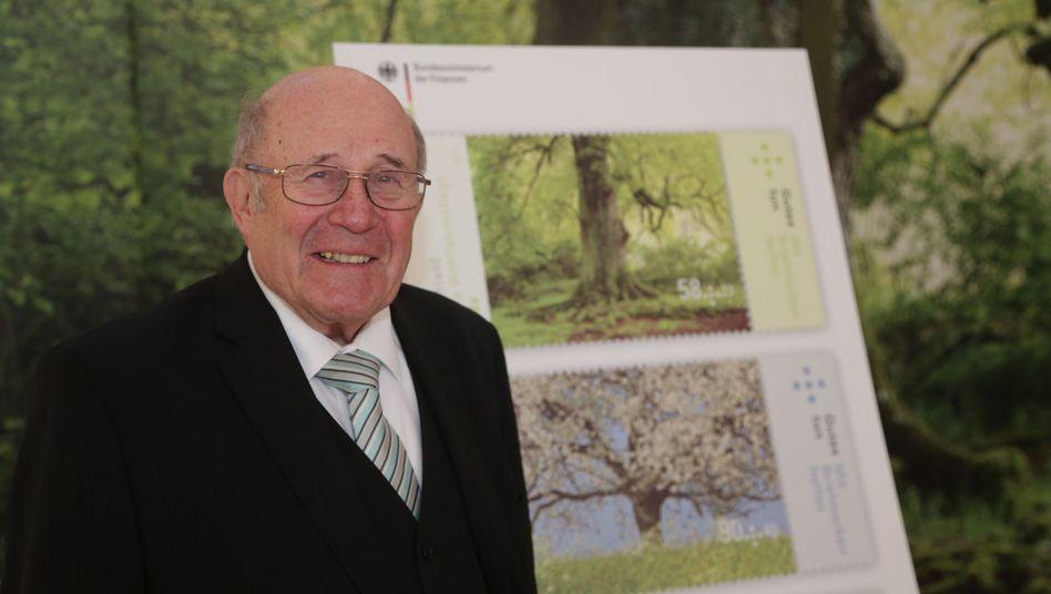 Wolfgang Bötsch (CSU), letzter Bundesminister für Post und Telekommunikation