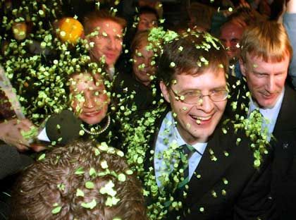 Wahlsieger: Jan Peter Balkenende
