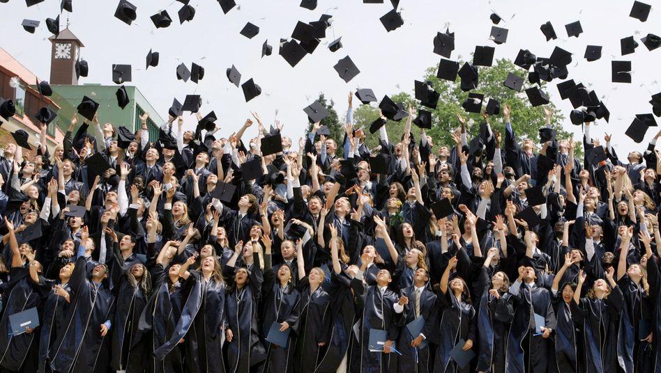 Uni-Absolventen in Bremen