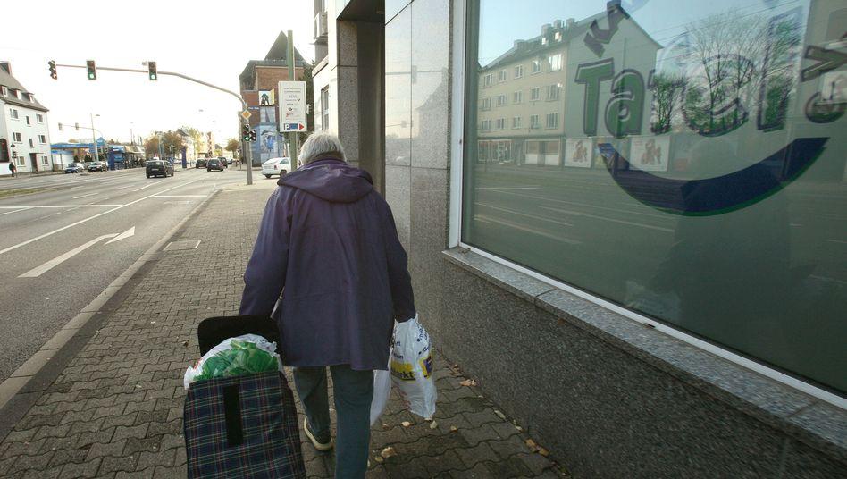 Bedürftige in Kassel: In der Stadt lebt jeder siebte Einwohner von Hartz IV