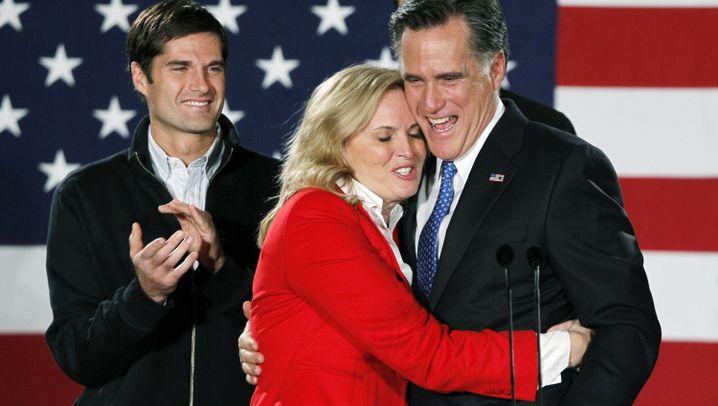US-Vorwahlen: Zittersieg in Iowa