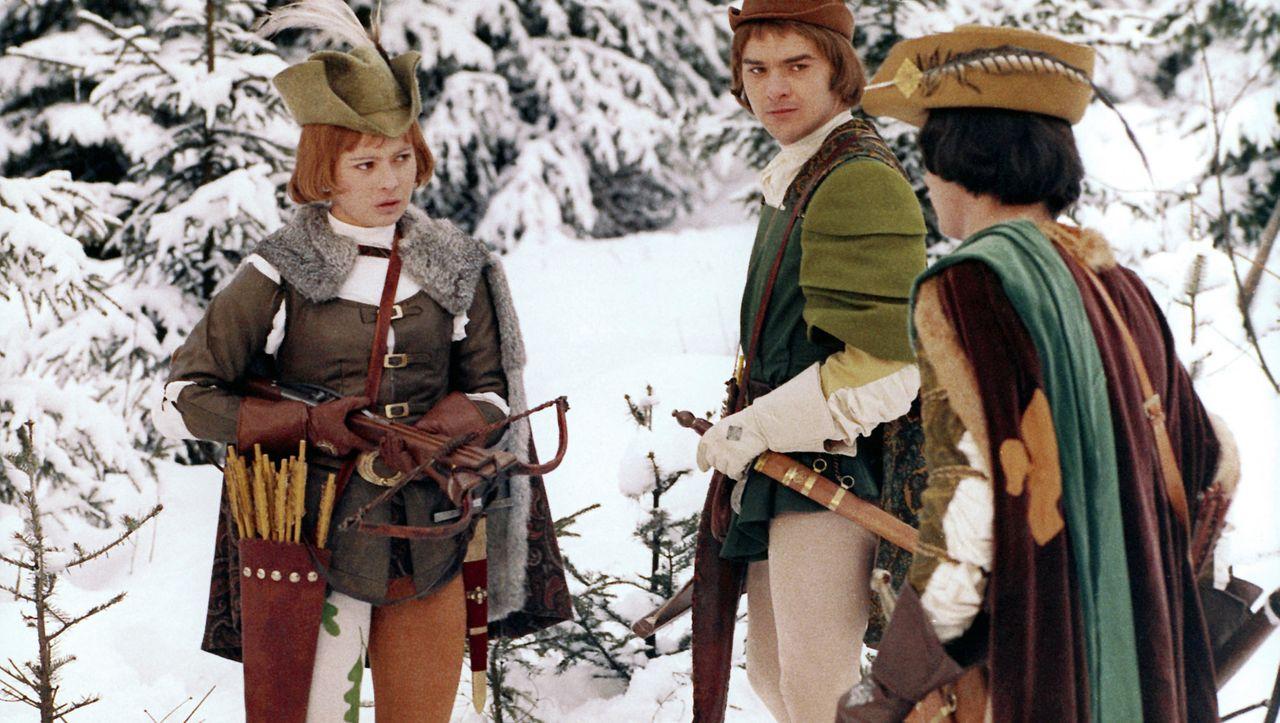 Märchenklassiker: Norweger drehen Remake von »Drei Haselnüsse für Aschenbrödel« - DER SPIEGEL