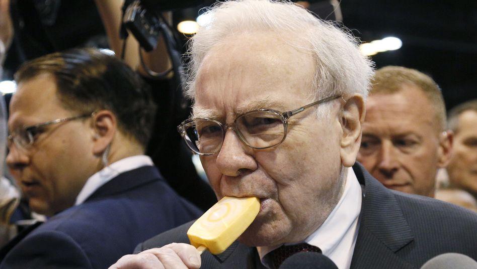 Investor Buffett: Vorreiter? Nachzügler!