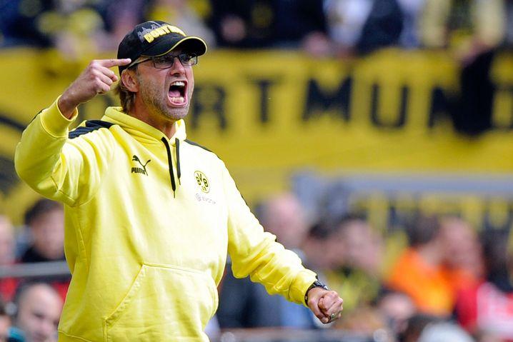 BVB-Trainer Klopp: Auftakt gegen Amsterdam