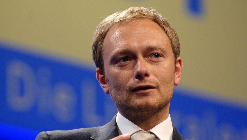 FDP-Generalsekretär Lindner: Hürden für Zuwanderer senken
