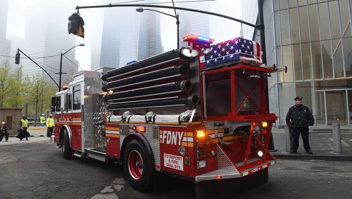 9/11-Opfer: Trauer im Morgengrauen