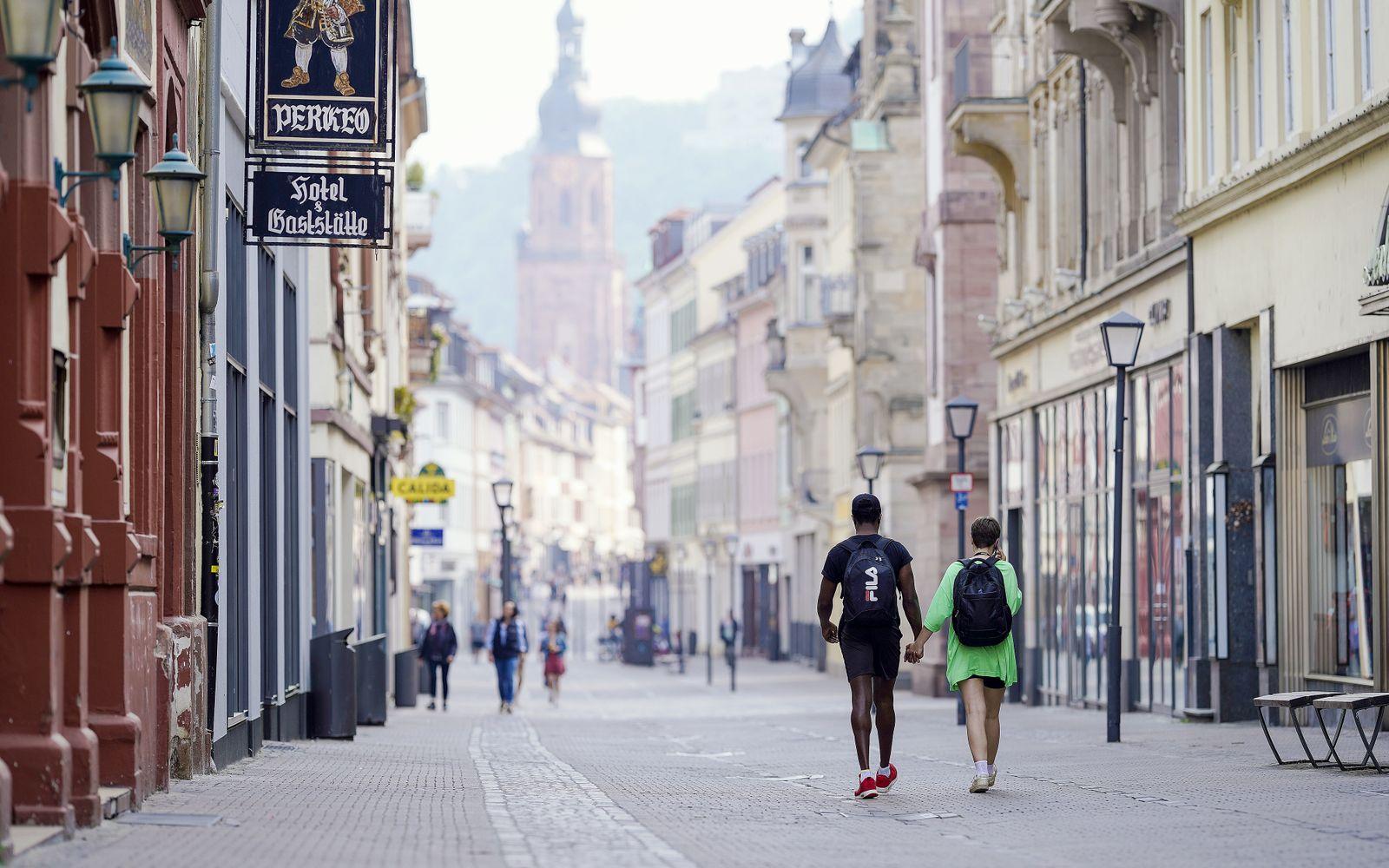 Coronavirus - Heidelberg