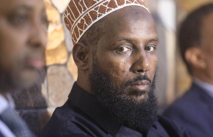 Inhaftierter Wahlbewerber und Ex-Islamist Muktar Robow