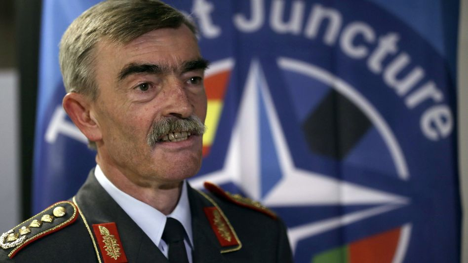 """Nato-General Domröse: """"Können nur dazu raten"""""""