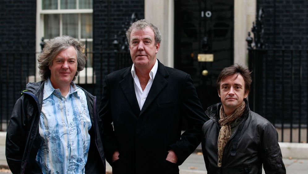 "Autoshow ""Top Gear"": Das Bleifuß-Trio"
