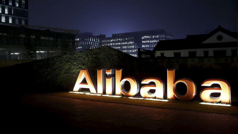 Alibaba-Firmenzentrale (Archiv): Chinesische Version von Amazon und Ebay