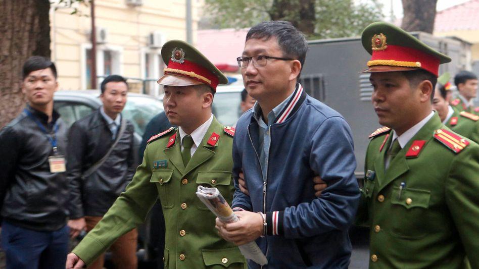 Trinh Xuan Thanh (M.)