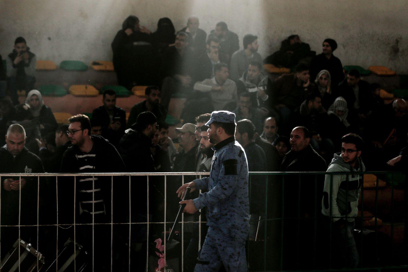 Gaza / Rafah / Grenzöffnung