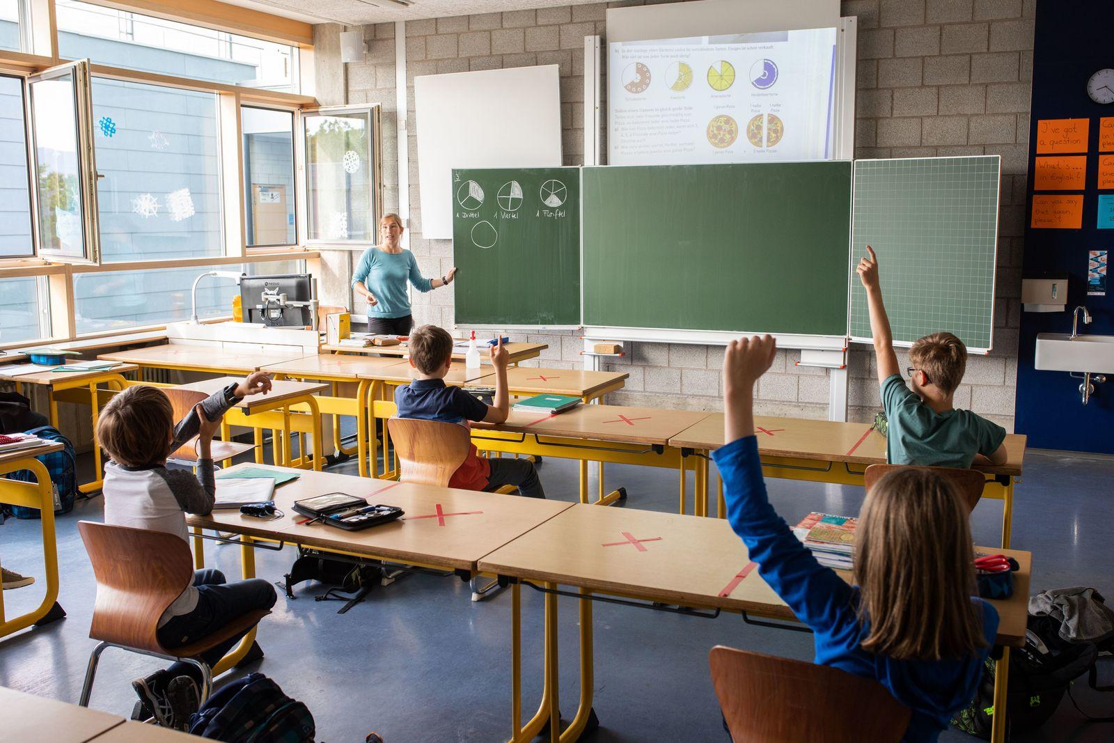 Coronavirus - Präsenzunterricht in Baden-Württemberg