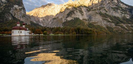 Corona-Hotspot Berchtesgadener Land: