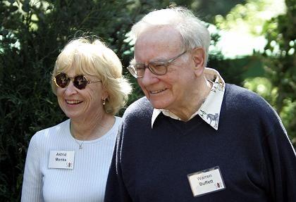 Ehepaar Menks, Buffett: Längeres Nachsinnen vor der Hochzeit