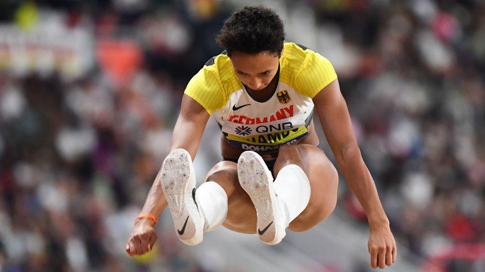 Malaika Mihambo will auf das nächste Level springen
