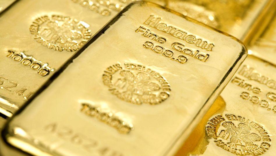 Hat wieder Konjunktur - ist aber dennoch nur bedingt eine gute Anlage: Gold