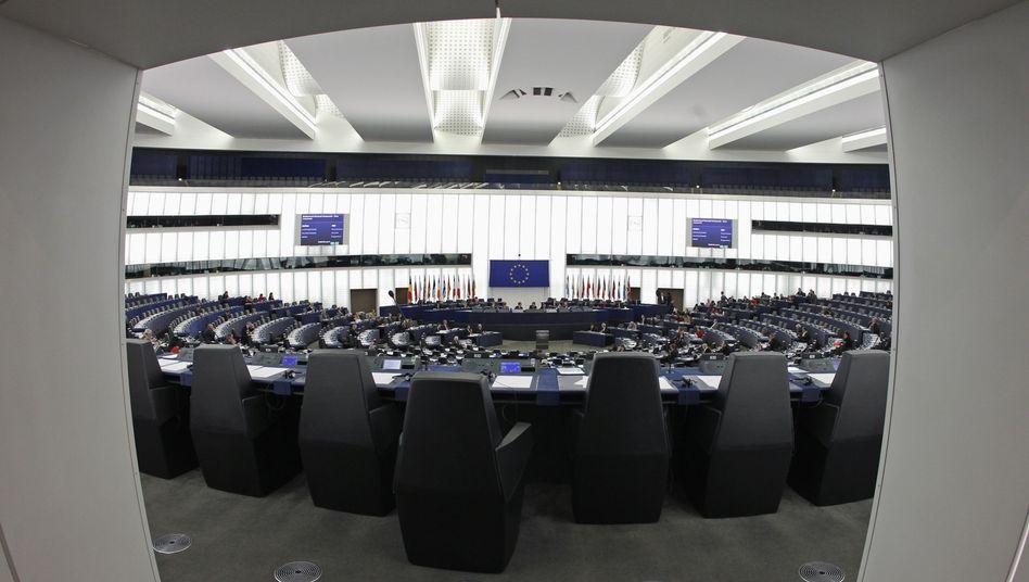 EU-Parlament in Straßburg: Funktionsfähigkeit durch Splittergruppen nicht beeinträchtigt