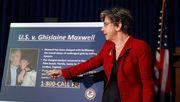 Trump wünscht Ghislaine Maxwell alles Gute