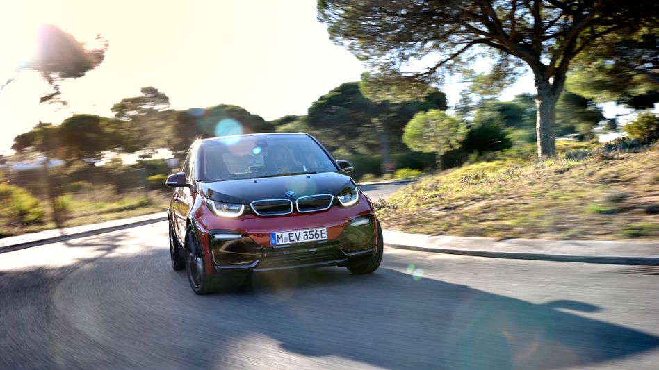 Elektroauto BMW i3s