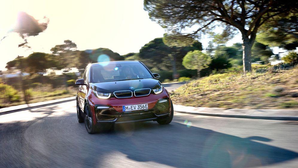 Autogramm BMW i3s: Mehr Saft