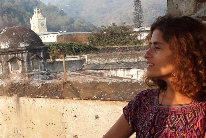 Florencia Goldsman hilft Frauen, mit digitalen Attacken umzugehen