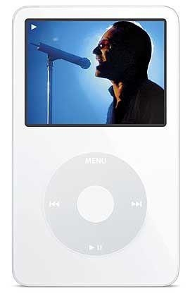 Video iPod: Jetzt auch Taschen-Glotze