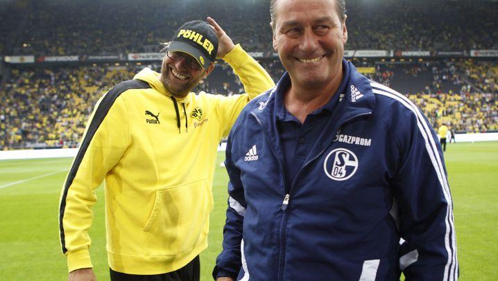 Fußball-Bundesliga: Der Rekordmeister jubelt, der Meister trauert