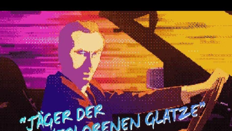 """Böhmermann als Videospielfigur: """"Ich arbeite zwar fürs ZDF, aber ich bin nicht blöd!"""""""