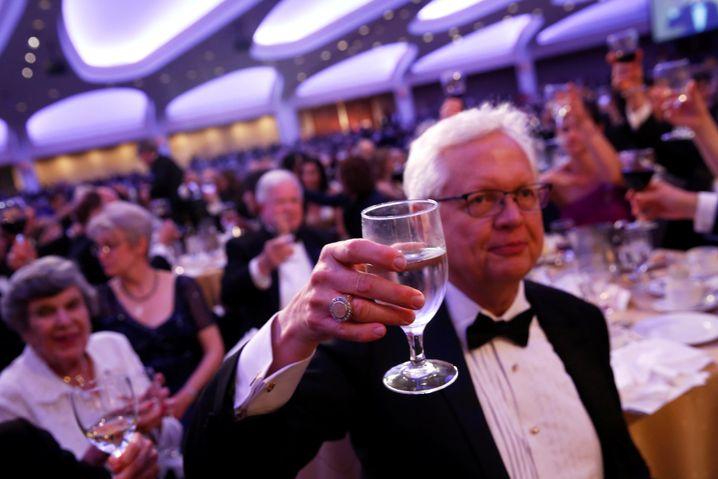 White House Correspondents' Association Dinner 2017