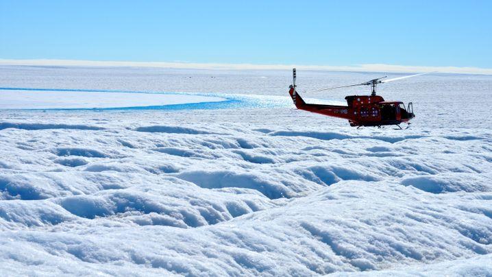 Grönland: Eisinsel im Wandel