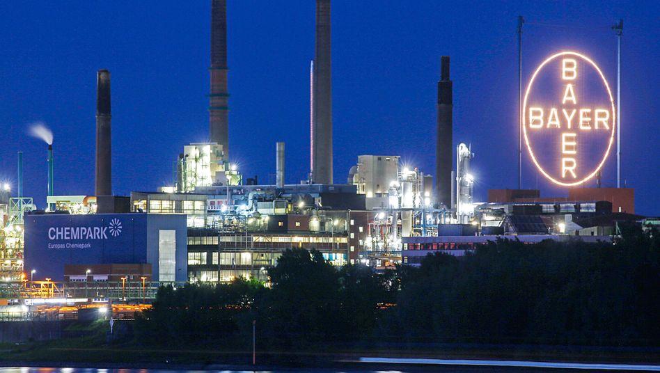 Bayer-Zentrale