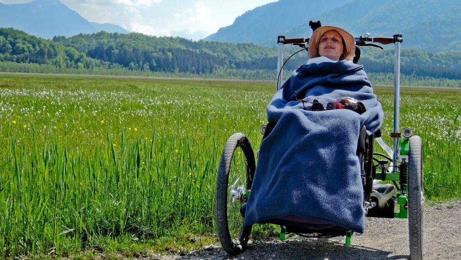 Ende Januar 2012 veränderte eine Operation das Leben von Verena Wieser
