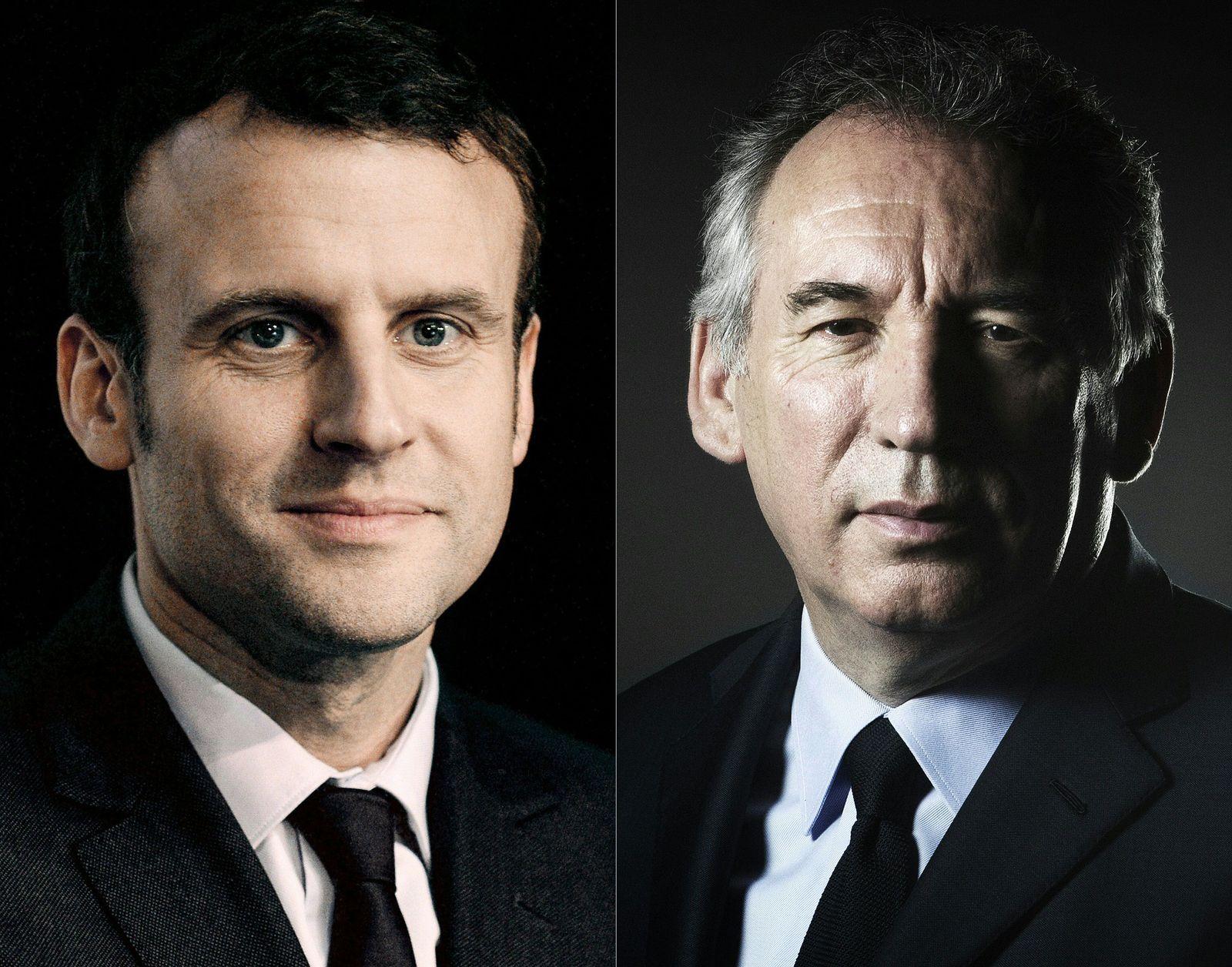 Macron / Bayrou