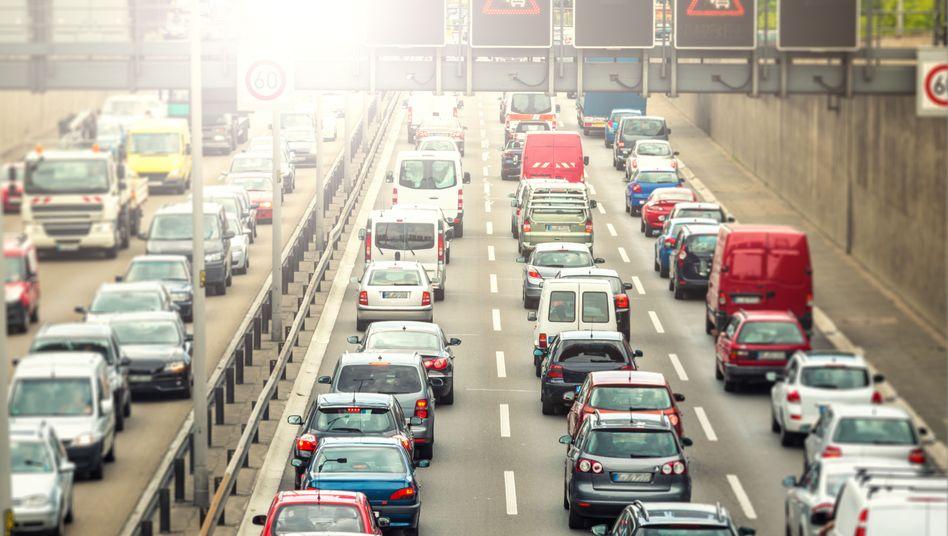 Deutschland schneidet beim Verkehr im G20-Vergleich schlecht ab