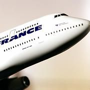 Airports in France and the Netherlands have benefitted from the 2004 merger of Air France and KLM.