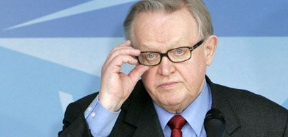 Martti Ahtisaari: Friedensdiplomat seit Jahrzehnten