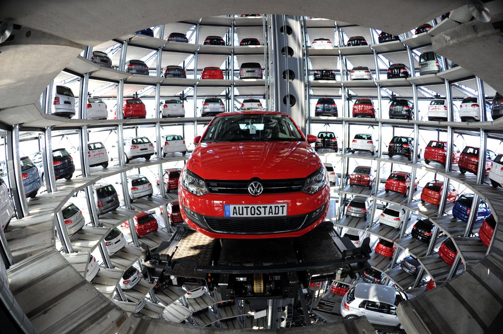 VW auto