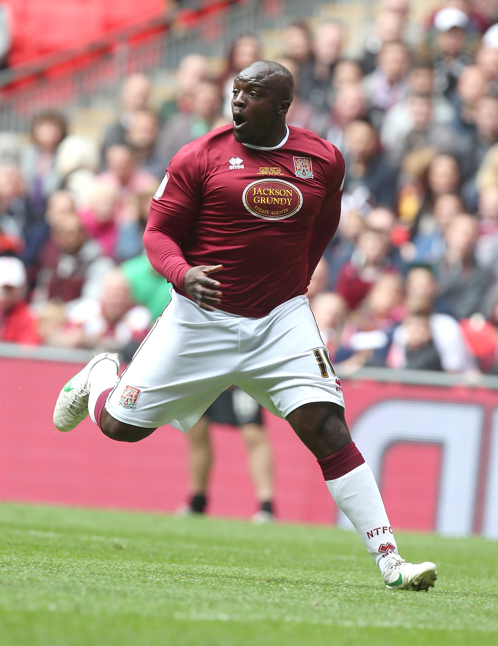 Adebayo Akinfenwa / Northampton Town