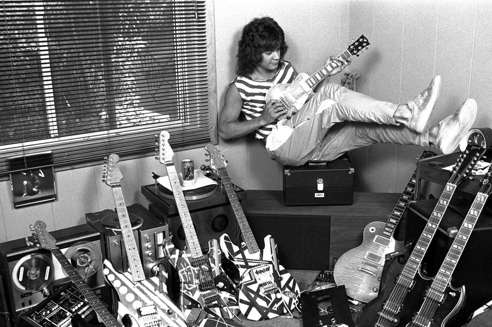 Eddie Van Halen Has Passed Away